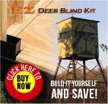 Deer Blind Kits | Deer Texas.com