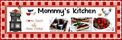Mommy's Kitchen, good recipe and meal planning blog