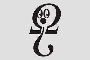"""Logo """"Olhar as Letras"""""""
