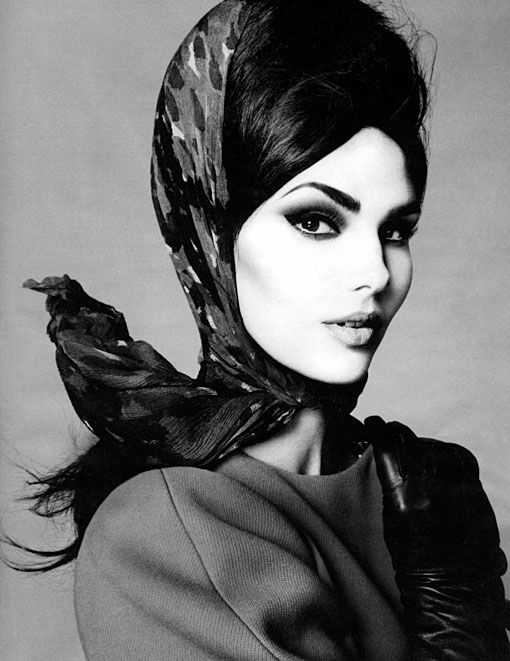 #vogue italia #retro fashion editorial
