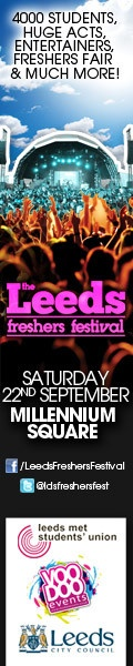 Leeds Met Students Union Freshers 2012 Wristband | Ticket Arena - Lowest priced tickets