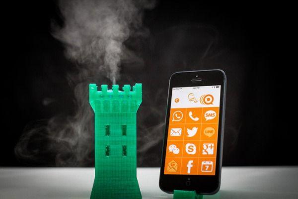 Crowdfunding: iScent, le telefonate si sentono con il naso - Tom's Hardware