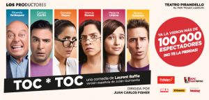 #TOCTOC TOC * TOC #Teatro
