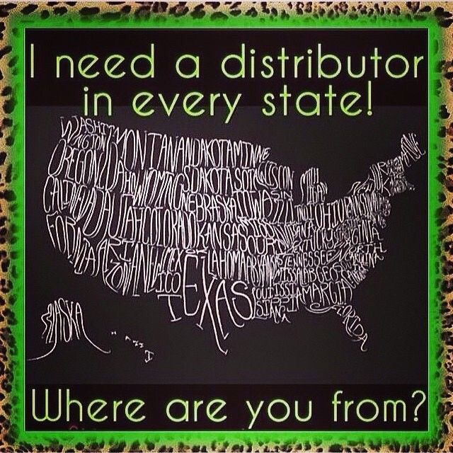 I need a distributor in every state!! Who wants to join my It Works Global team?? courtneyreynaud.myitworks.com