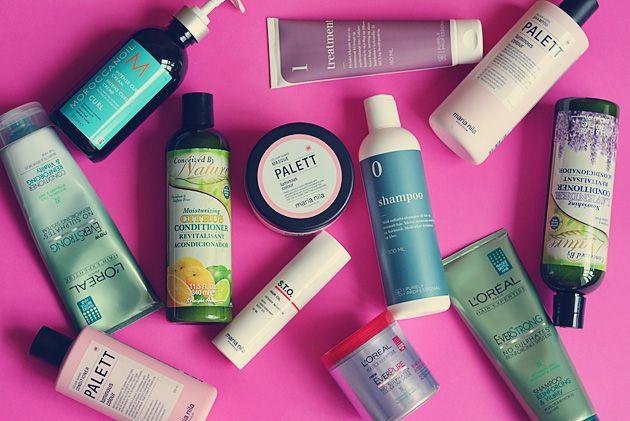 12 gode hårprodukter + hårplejetips