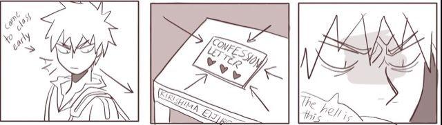 1 6 Confession Letter Art By Kirisheems Tumblr Com