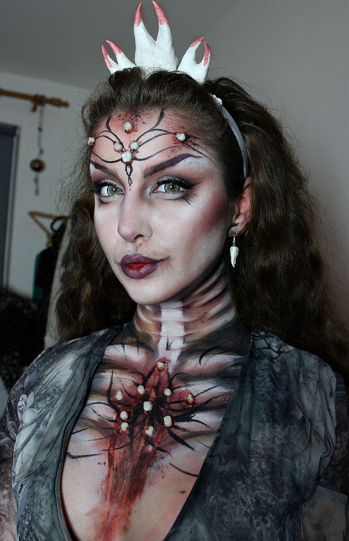 96 best Halloween =) images on Pinterest | Artistic make up