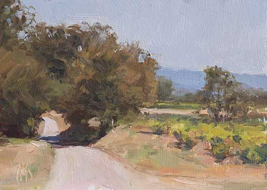 A dip in the road Julian Merrow-Smith. 9-22-16