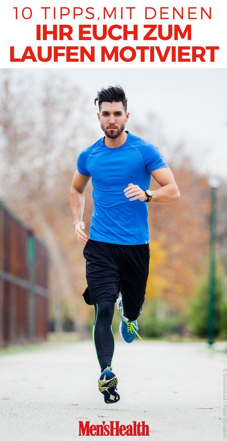 Diese Tipps machen Lust aufs Laufen – Men's Health Deutschland