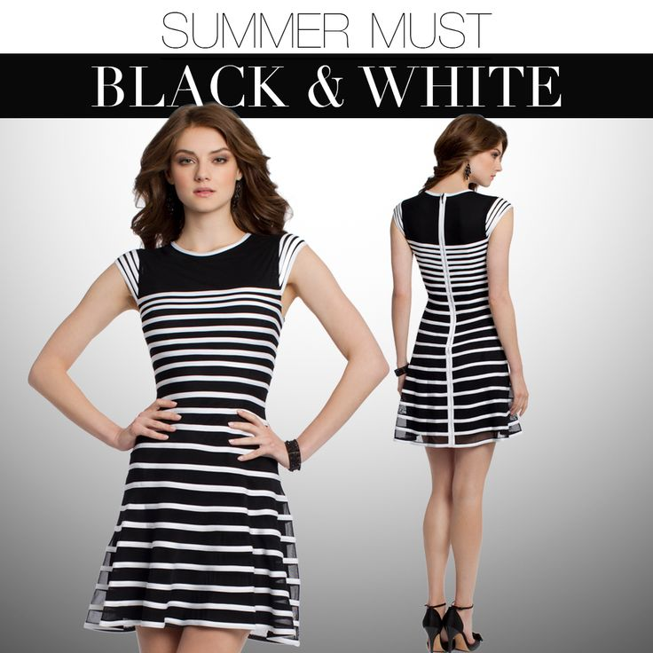 Camille La Vie black and white stripe short dresses: Stripes Pipes Expo, Stripes Mesh, Stripe Shorts, Satin Stripes, White Stripes, Stripes Shorts