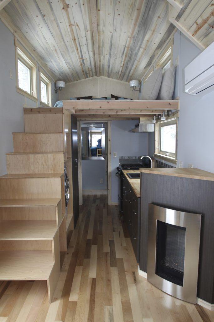 Aspen Tiny House 24 X8 6 Tiny House Plans Tiny House Nation Tiny House Tiny House Plans