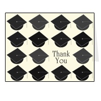 graduation thank you template