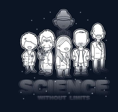 Science Without Limits:  Fringe!!