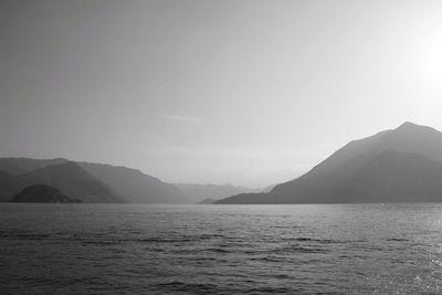 Amanda Thorbjörnsson - Lago di Como
