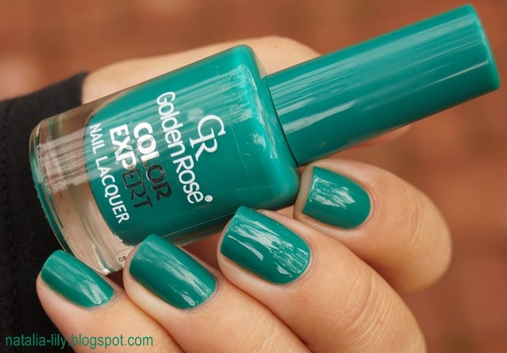 GOLDEN ROSE Color Expert Nail Lacquer nr 55