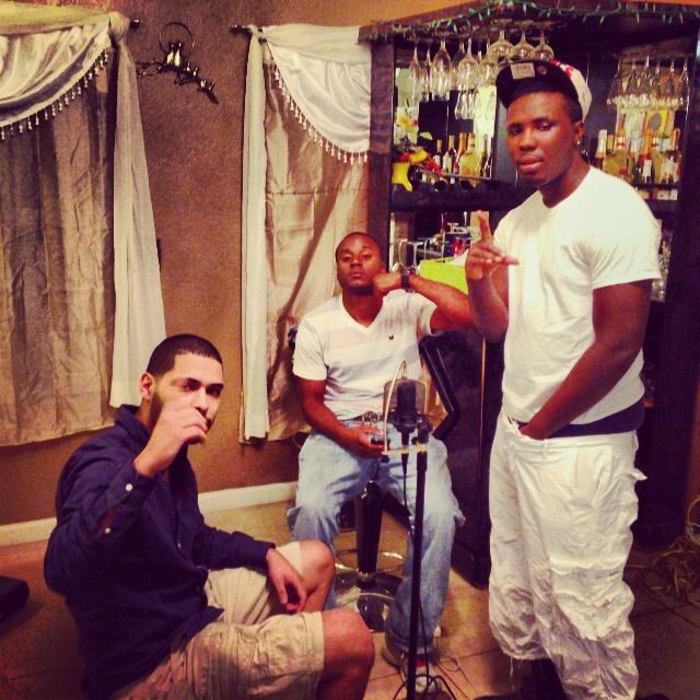 Young A, Truth ,& Melz #Bangemup