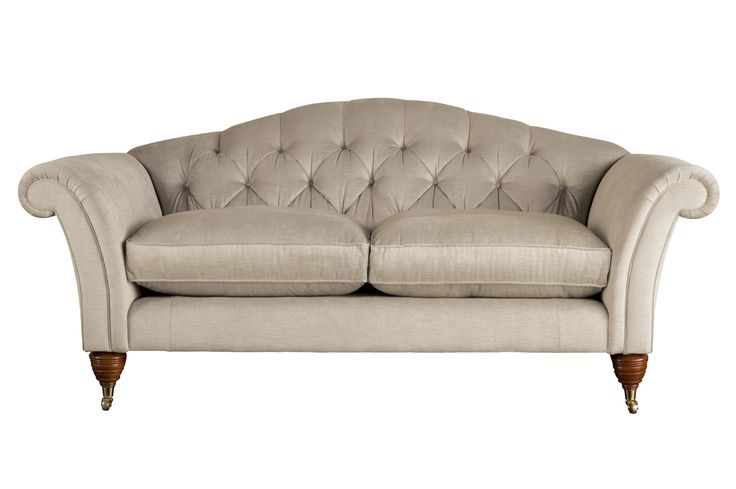 Farnborough Upholstered Large 2 Seater Sofa Laura Ashley Made To Order The Living Room