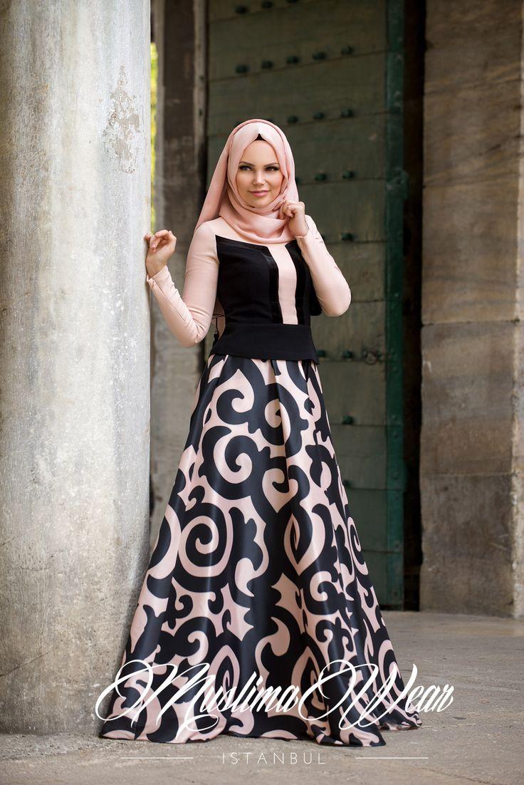 Muslima Wear Blouse 2015