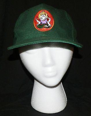 VTG Beastie Boys Ball Cap Hat ILL Communication 94 Ganesha Mike D AD-Rock Adam MCA Yauch #ArtieBobs #Green