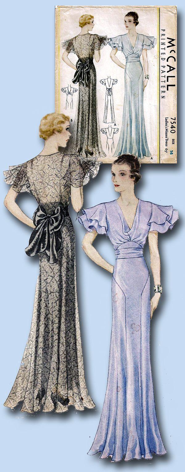 short hairstyle with long dress, flare chiffon sleeves, ribbon, high heels