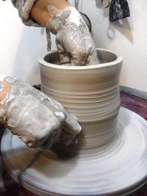 Ceramica Azucena Acevedo: ALFARERIA EN TORNO, CLASES . SAN FERNAND0, BUENOS ...
