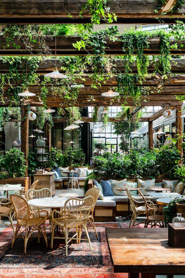 La Felicità, the biggest restaurant in Europe, is opening its doors in Paris