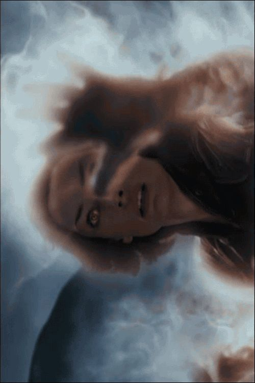 Bad-ass GIF.  Famke Janssen as Jean Grey / Phoenix harnessing the full Phoenix Force for the first time... X-Men, Marvel Comics, X-Men 2, Marvel
