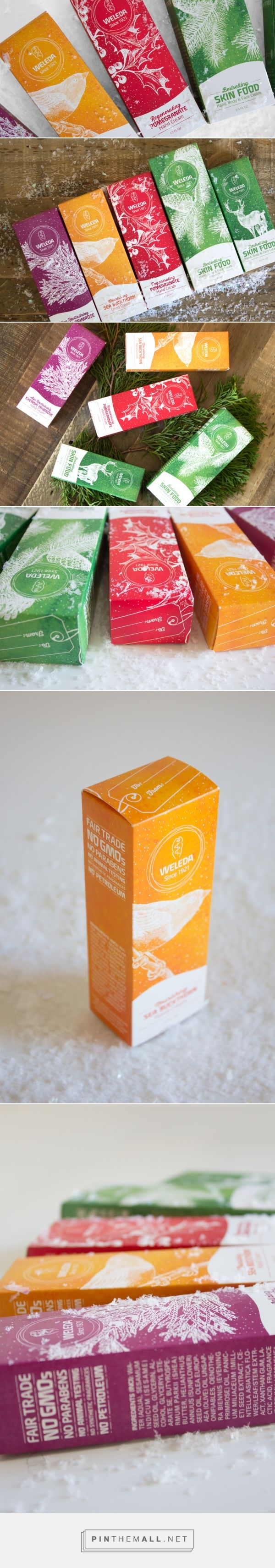 Weleda North America Holiday Packaging /  BRIGADE
