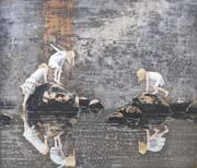 Lars Løken - kunstner - maleri - grafikk