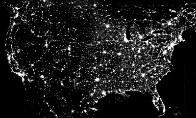 Interesting Citizen Scientist post by science exhibit consultant, Paul Orselli, about an annual project on light pollution. The image is incredibly frightening and beautiful.