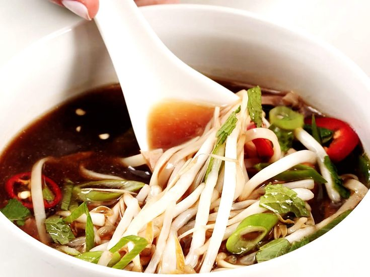 Learn How to Make Your Own Delicious Pho at Home | Watch this video to learn how to make a pho recipe that tastes just as good as your favorite Vietnamese restaurant.