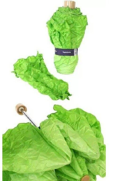 Vegebrella! Vegetable shaped Umbrellas Pinterest - christinagao888