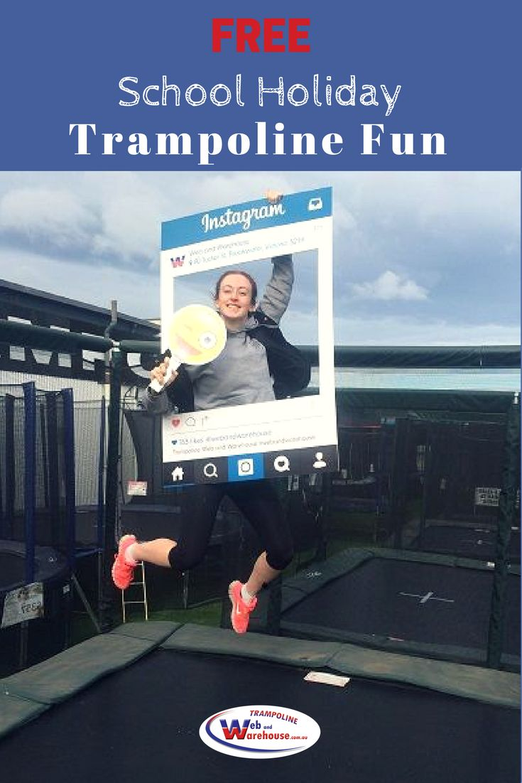 FREE indoor and outdoor trampolines to test bounce. Let us help you wear the kids out in a fun and FREE way