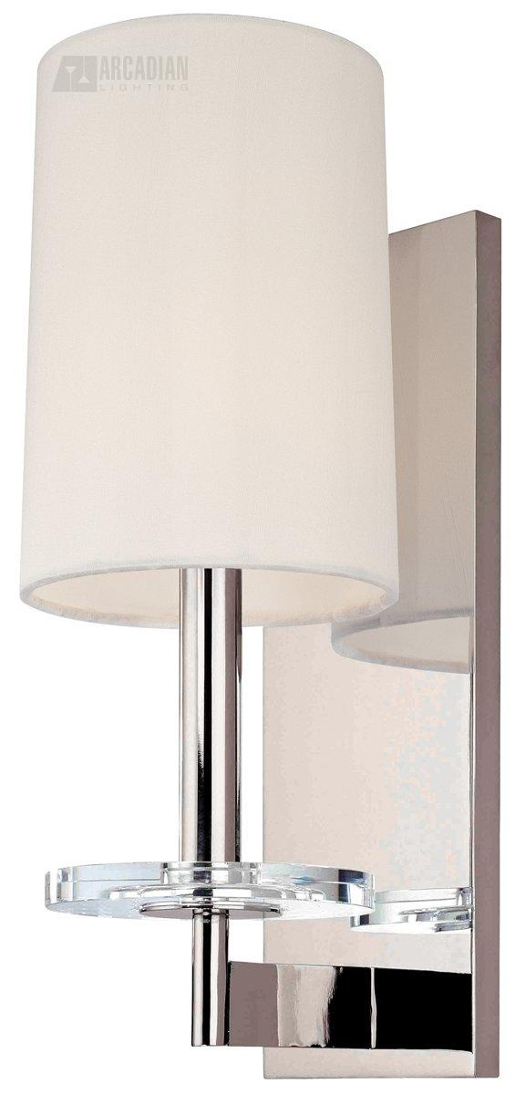 South Shore Decorating: Hudson Valley Lighting 8801 Chelsea Modern / Contemporary Wall Sconce HV-8801