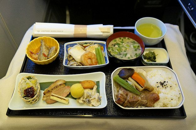 Japan Airlines | 18 Airline Foods From Around The World