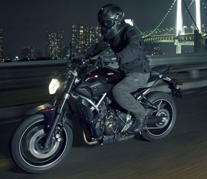 Yamaha MT-07 700 2016 - 10