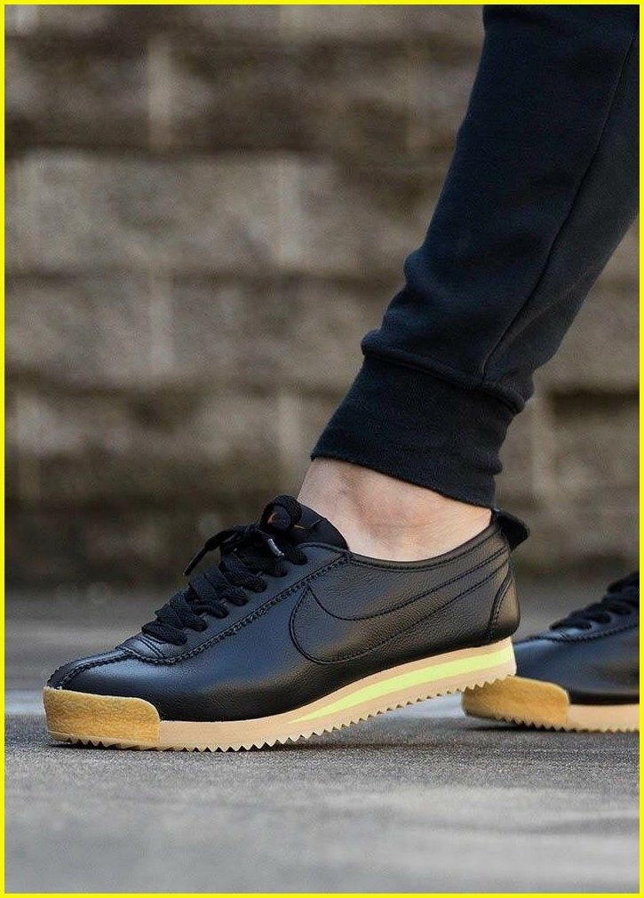 nike hombre zapatillas cuero