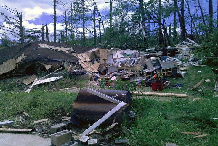If an EF5 tornado barrels over your home, there's not much you can do about it. But there is a compendium of technology available to prepare your house in case disaster strikes.