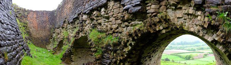 Rosedale kilns inside