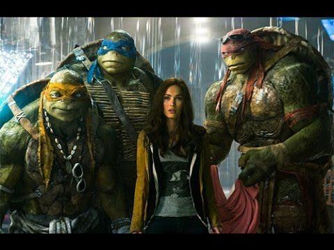 Las tortugas ninja en español pelicula completa 2014 SD Peliculas De Accion