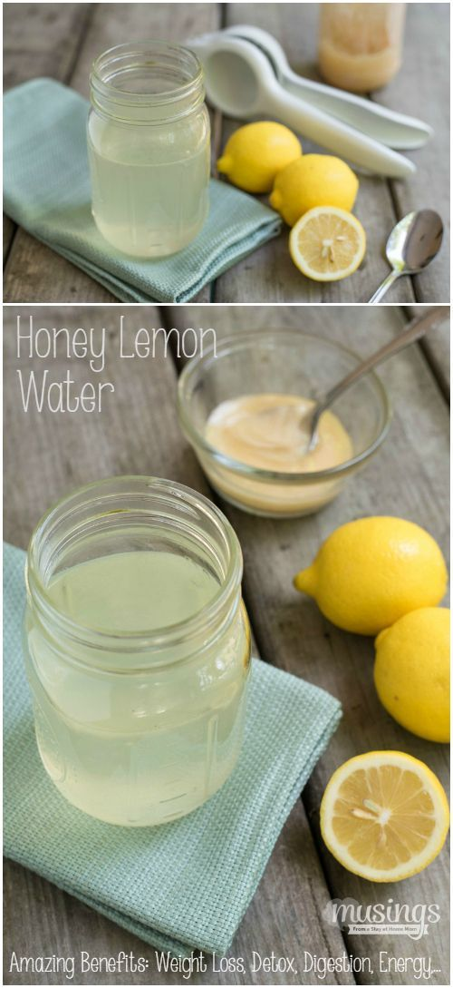 How to Quit Caffeine with this 1 Simple Trick, Plus the Amazing Benefits of Honey Lemon Water {reduces sugar cravings, carb cravings, helps weight loss, improves digestion, and much more!}