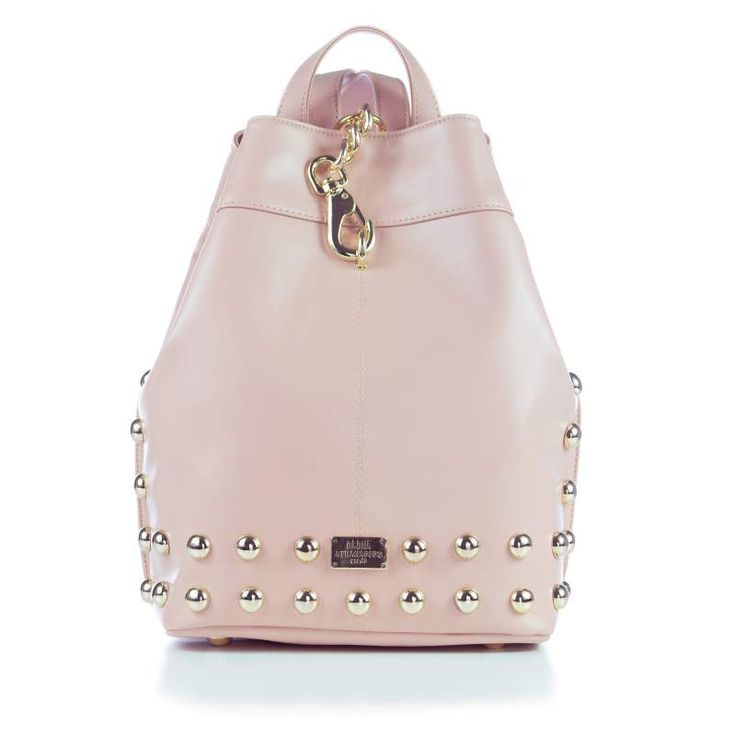 BACKPACK BABY PINK