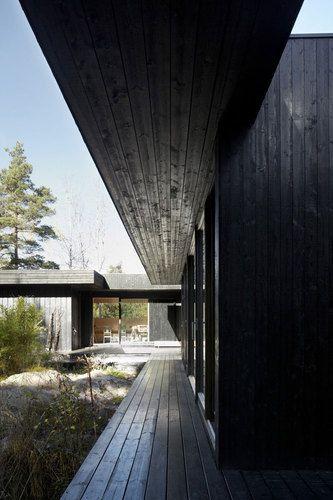 Irene Sævik's zen-like summer retreat