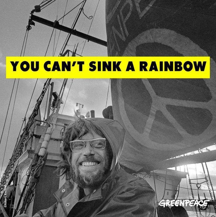 Rainbow Warrior I Ii Y Iii Greenpeace: 14 Best Rainbow Warrior Images On Pinterest