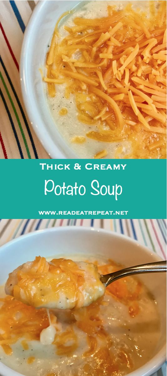 24 best dinner ideas images on pinterest delicious recipes thick and creamy potato soup is the perfect winter family dinner forumfinder Gallery