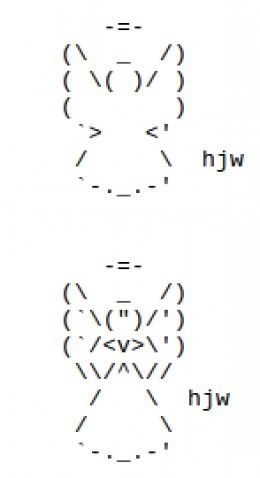 ASCII Art Angel                                                                                                                                                                                 Más
