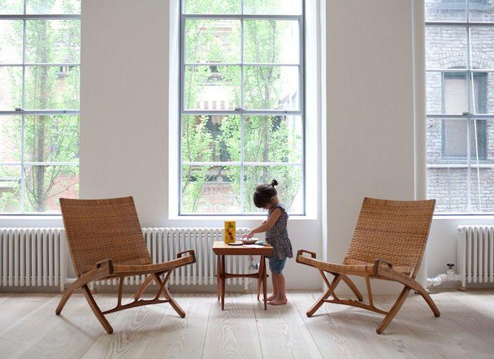 James Jebbia's Greenwich Village Loft // New York.