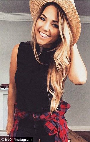 Sam Frost - That Hair!
