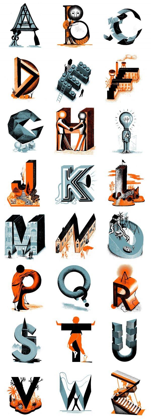 288 Best Typographische Spiele Images On Pinterest