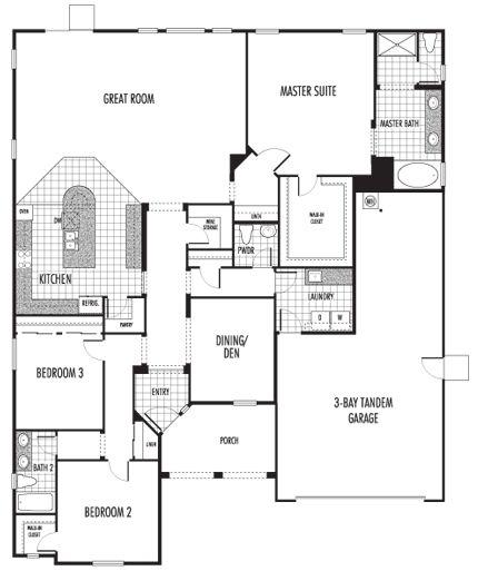 142 best Dream Floor Plans images on Pinterest | Ground floor ...